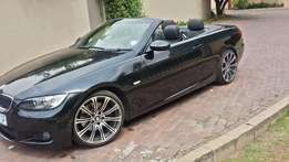 BMW E93 Convertible SportPack Low Mileage 40 000km