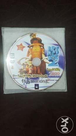 Ice Age 2 Play Station 2 DVD