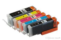 compatible inks for ip7240 cd/dvd printer (combo)