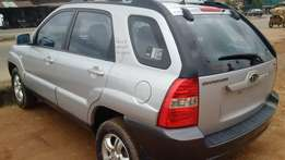 Diesel Engine Kia Sportage jeep