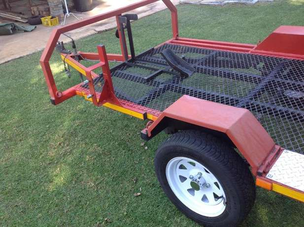 Combination Flat bed Trailer Pretoria North - image 5