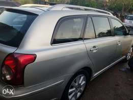 ADORABLE MOTORS: An extremely clean, fairly used 09 Toyota Avensis