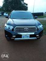 Toyota Highlander Ltd Edition