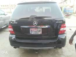 Mercedes ML350 Toks
