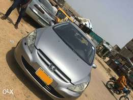Excellent full option Peugeot 307 for grab