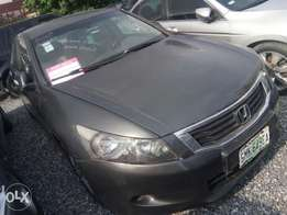Clean Honda Accord Evil Spirit