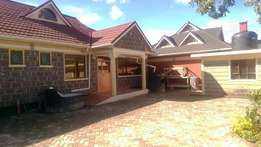 3 bedroom all en suite bungalow for sale, in Mwariki Nakuru