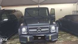 Mercedes-Benz G63 AMG 2016 model (2 months used from brand new)