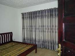 Bedroom design curtains
