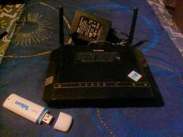 wireless N ADSL2 + 3G USB ROUTER