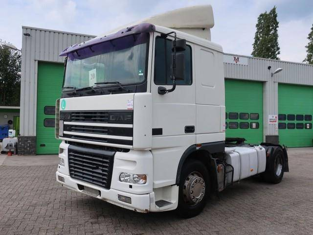 DAF 95XF 430 EURO2 (MANUAL DIESEL INJECTION POMP) - 2000