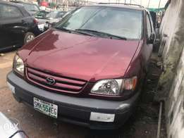 2month Used Reg 2002 Toyota Sienna Le