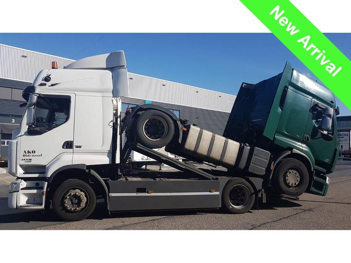 Renault PREMIUM 430 EEV Trucktransporter - 2013