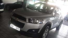 Pre owned 2013 Chevrolet captiva 2.4lt automatic