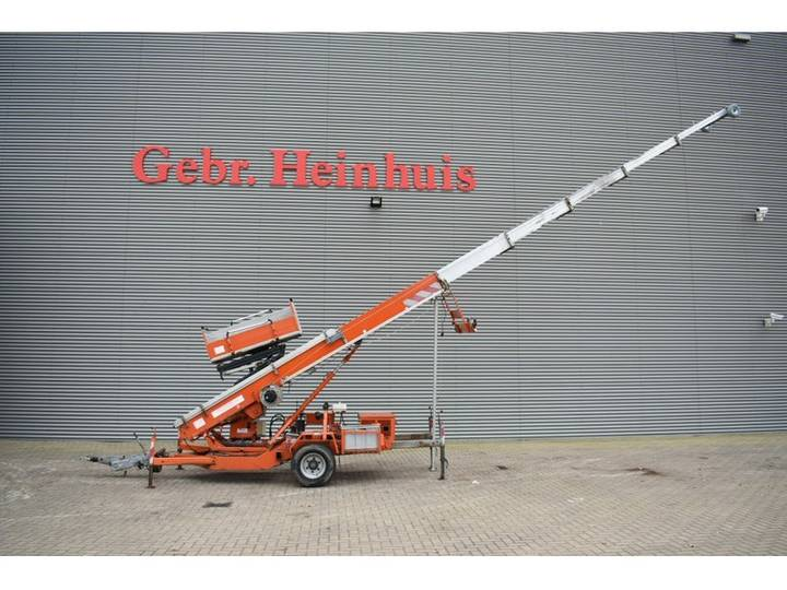 Paus WH 25 M easy Big Ladder Lift - 2004