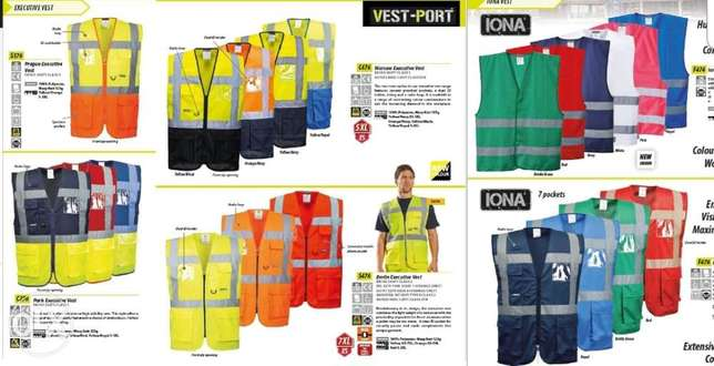 Safety Jacket - reflective vest