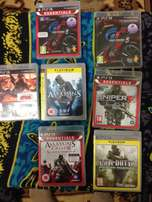 PS3 Games For Sale Bargain!