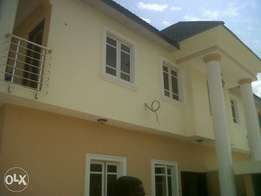Fantastic Executive Brand New 3bed Rooms Flat at Ajao Estate Isolo
