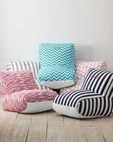 Fancy and comfortable bean bag chairs available for sale