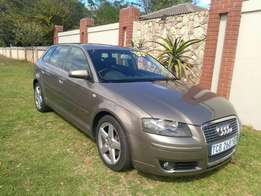 Call Haroon on 2006 Audi A3 2.0 Fsi Turbo