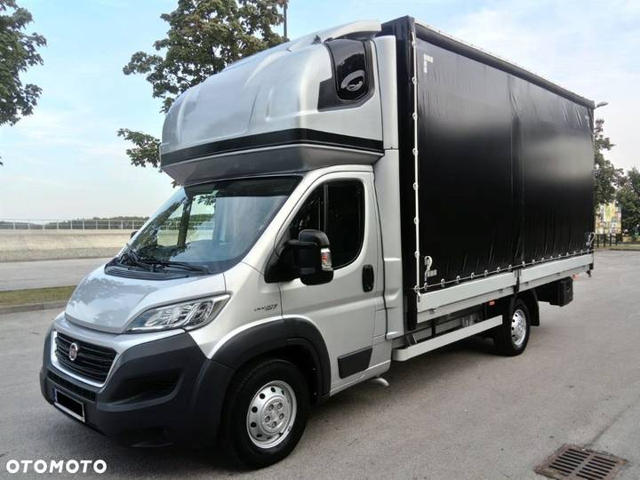 Fiat DUCATO 3.0 180KM 10 PALET FIRANKA IDEAL NOWY MODEL - 2014