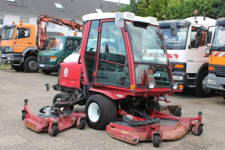 Toro groundmaster 4000 d von kommune *video* - 2003