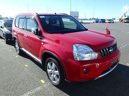Nissan XTrail Red Ruaka - image 5