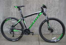 Scott Aspect 750 Mountain Bike