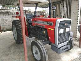 Brand new MF 240 with 1 year warranty.