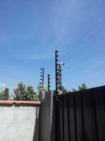 Electric fence,razor wire,security alarms,CCTV systems installation. Kileleshwa - image 4
