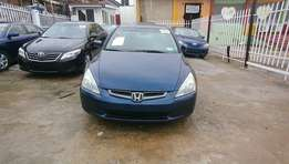Toks Honda accord 2005 for sale