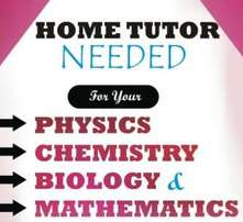 Maths, Science Private Tutor for Ibadan Residence