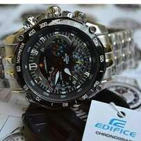 Casio edifice coloured watch