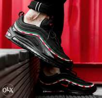 Nike Air Max 97 undefeated black sneakers