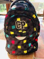 260bd5727a7b1 Plecak szkolny do szkoły kółka CP na kółkach Coolpack
