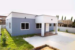 New 3 bedroom house with boys quarters