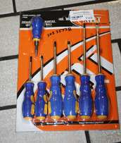 7 Piece Screwdriver Set S023553B