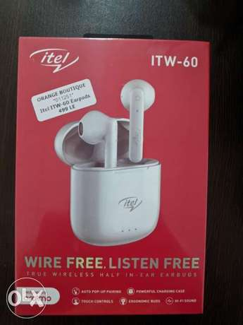 Airpods itel