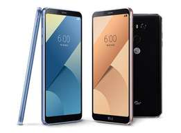 Brand New LG G6 Plus [128GB ROM+4GB RAM] dust & water proof,4GLTE