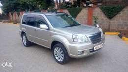 Nissan xtrail axis 4wd optional