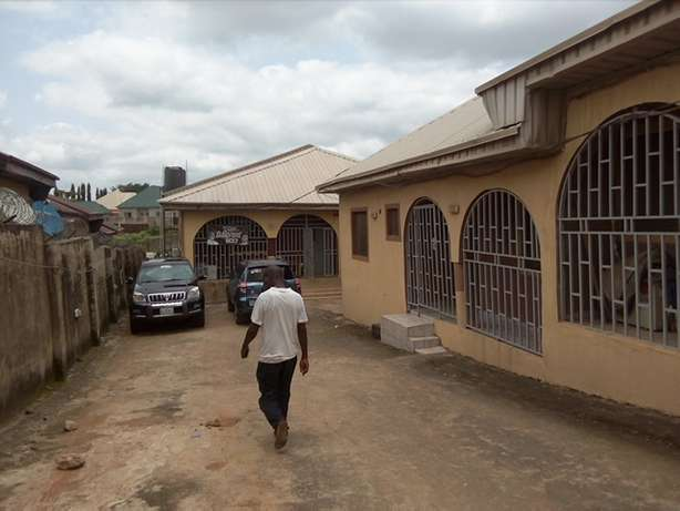 Self contained room to let at CBN Qtrs by AMAC market FHA Lugbe Lugbe - image 1