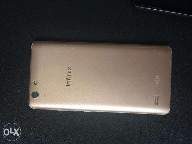 Infinix Hot 3 Gold Port Harcourt - image 3