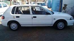 used toyota tazz for sale in jhb
