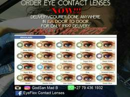Eye contacts lenses