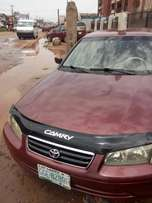 Toyota Camry Crystal Light