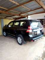 Few months used Prado jeep 2014 model