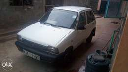 Clean, accident free maruti car for sale