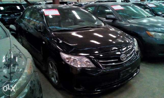 Grab now!! Toyota Corolla 2012 direct Ikeja - image 3