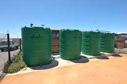JOJO TANK 10,000 Litre Water Tank is for sale for farm and home use