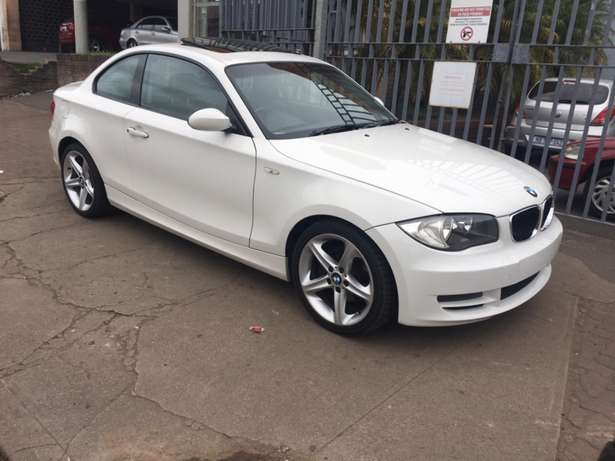 2008 BMW 120d M Sport Coupe Automatic Rossburgh - image 1